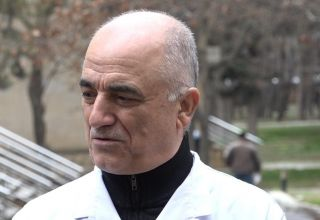 Azerbaijan's chief infectiologist talks non-compliance with quarantine (UPDATE)