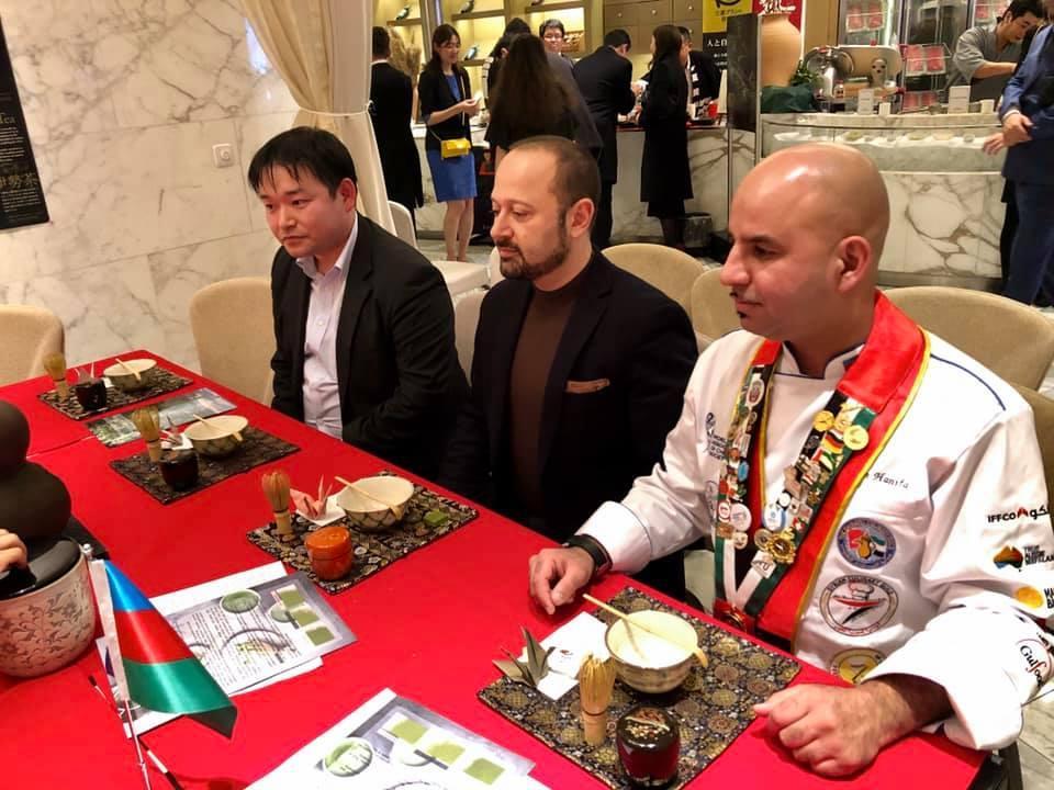В Баку приготовили одно из самых дорогих блюд мира! Нуш олсун по-японски (ВИДЕО, ФОТО) - Gallery Image