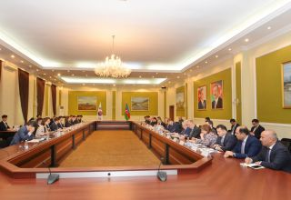 Baku holds second meeting of joint commission on economic cooperation between Azerbaijan and Korea (PHOTO)