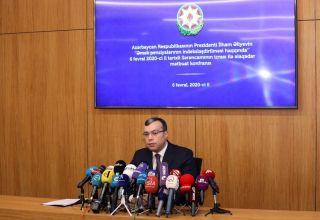 Министр: В результате реформ в Азербайджане значительно выросли зарплаты, пенсии и пособия (ФОТО)