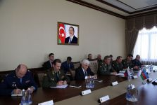 Chiefs of General Staff of Azerbaijani, Russian Armed Forces hold meeting (PHOTO/VIDEO) - Gallery Thumbnail