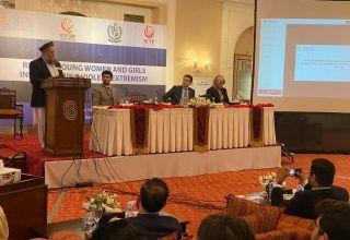 В Пакистане прошел международный семинар о роли женщин в борьбе с экстремизмом (ФОТО)