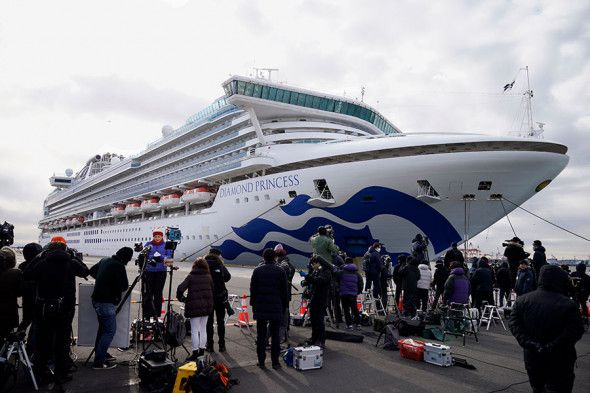 Japan coordinating with U.S. on departure of Americans from ship