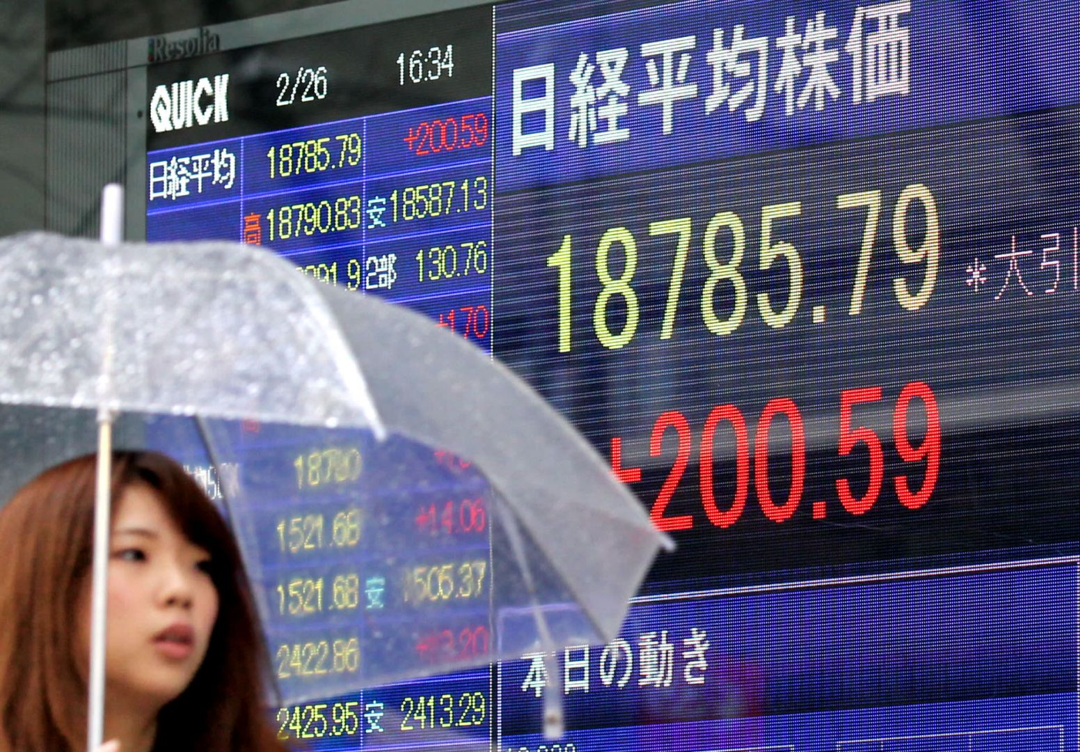 Asian shares slammed in panicked trade, oil prices crash