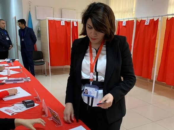 Local observer: Election process in Azerbaijan transparent (PHOTO)