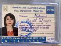 Local observer: Election process in Azerbaijan transparent (PHOTO) - Gallery Thumbnail
