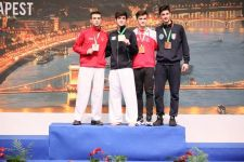 Azərbaycan karateçiləri rekord nəticə qazanıblar (FOTO) - Gallery Thumbnail