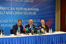 Turkish observer: Parliamentary elections in Azerbaijan - democracy itself (PHOTO) - Gallery Thumbnail