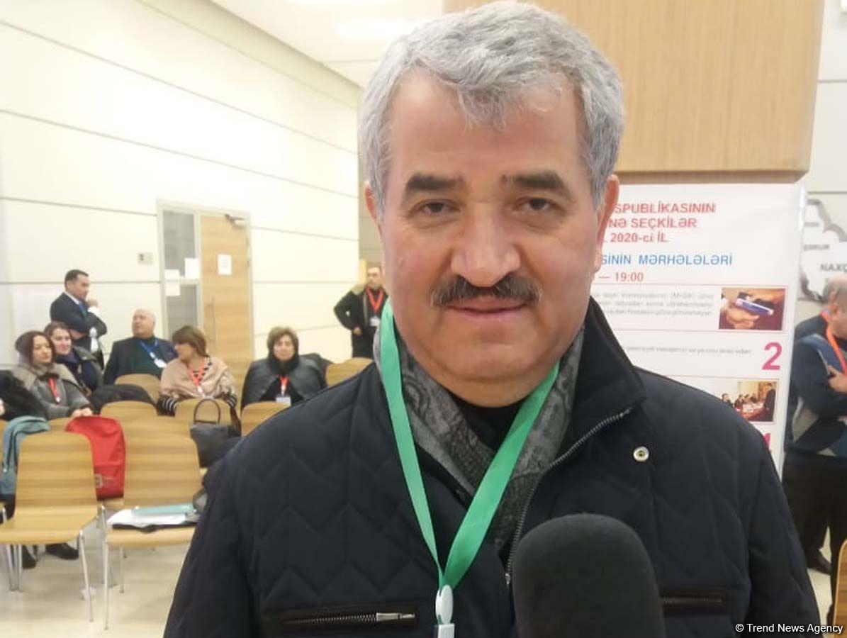 Turkish Supreme Electoral Council talks Azerbaijan's parliamentary elections