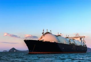 Global LNG supply to increase by 2.5-3 percent as of 2020