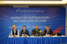 Ukrainian observers stress high level of preparation for parliamentary elections in Azerbaijan (PHOTO) - Gallery Thumbnail