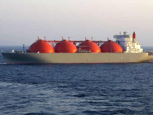 Volumes of LNG transshipment through Turkish ports disclosed