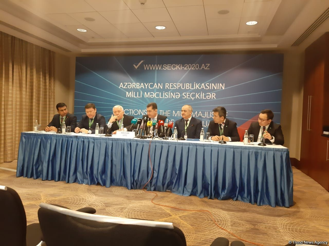 SCO observers recognize parliamentary elections in Azerbaijan as legitimate, transparent