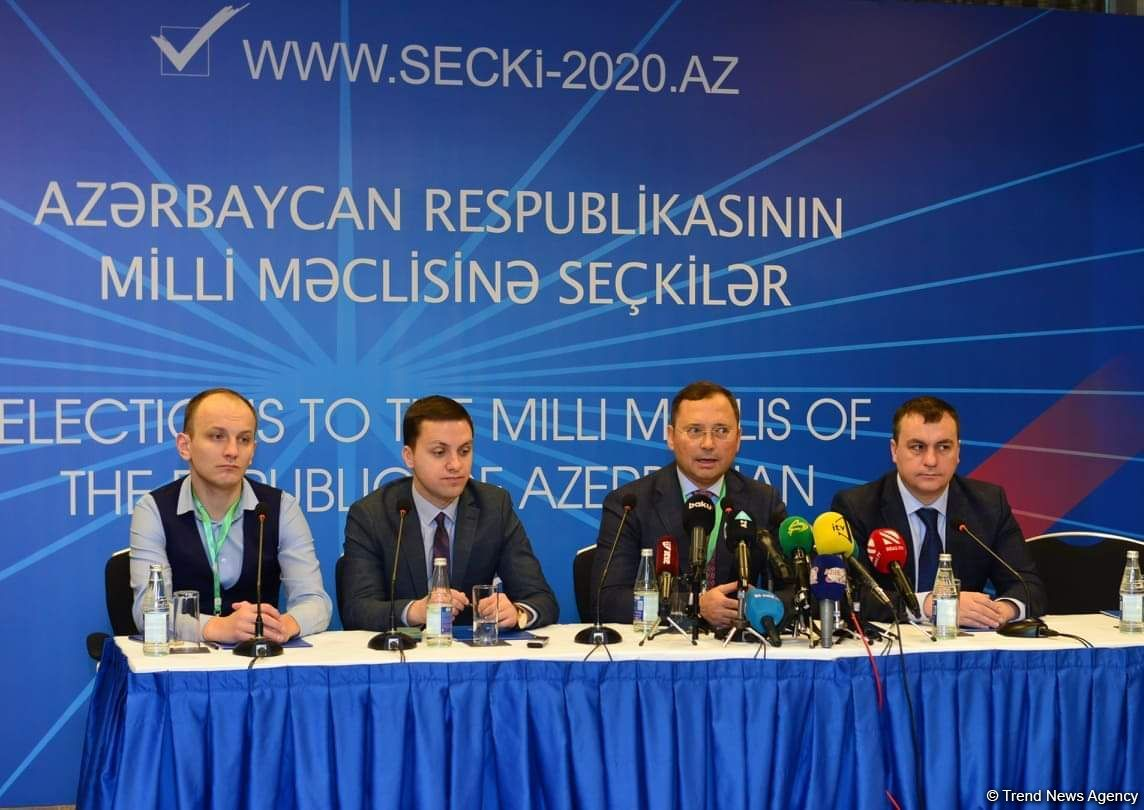 Ukrainian observers stress high level of preparation for parliamentary elections in Azerbaijan (PHOTO) - Gallery Image