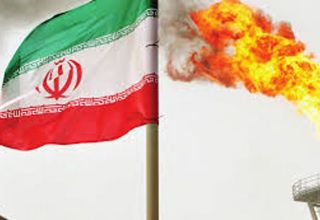 Gas production in Iran grows