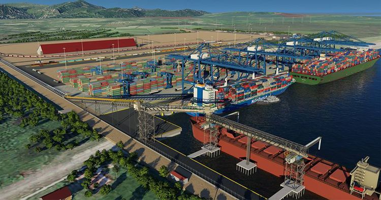 Georgia plans to invest in development of highway, railway project connecting Anaklia port