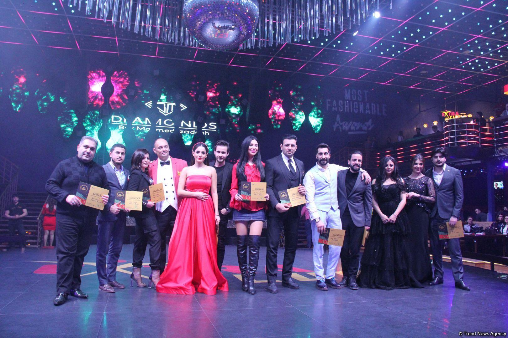 World Beauty Congress выбрал ТОП-5 лучших в Азербайджане (ФОТО)