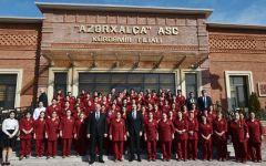 """""""Azərxalça"""" ASC-nin Kürdəmir filialının açılışı olub (FOTO) (YENİLƏNİB) - Gallery Thumbnail"""