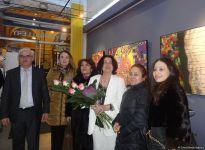 Абстрактные формы и яркие цвета архитектора Зарназ Иманзаде (ФОТО) - Gallery Thumbnail