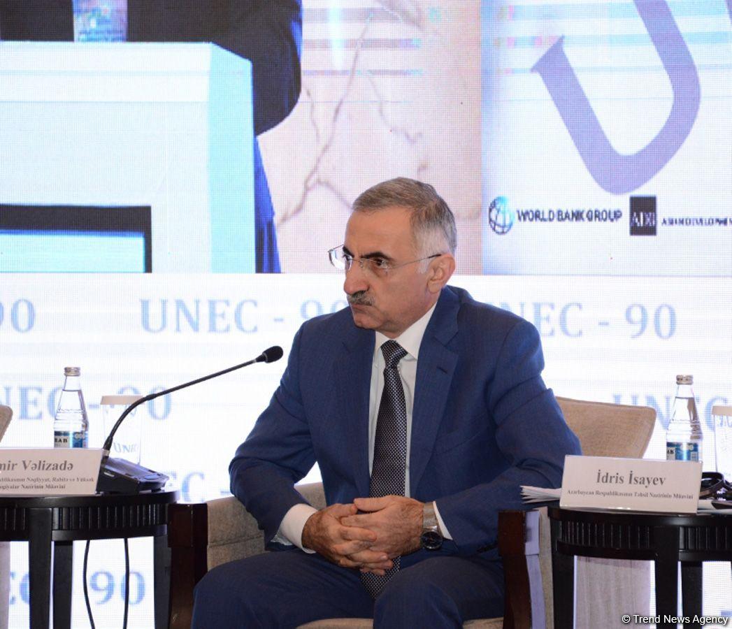 Deputy minister reveals ICT revenues in Azerbaijan for last year