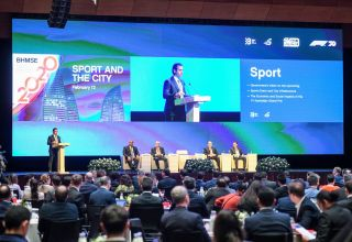 PwC spoke at 4th Conference on Benefits of Hosting Major Sports Events