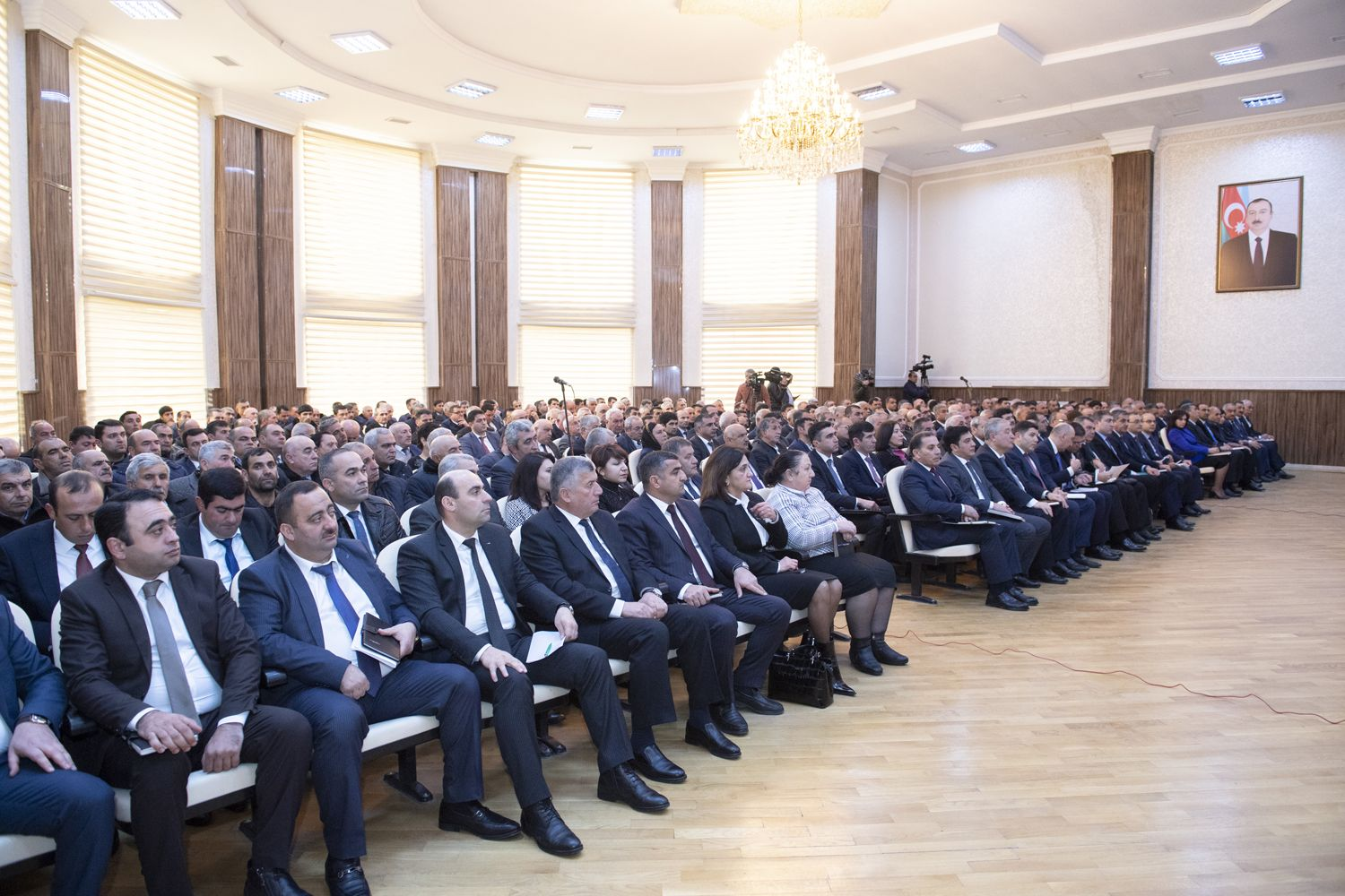 Minister: Azerbaijan renders comprehensive support to cocoon production - Gallery Image