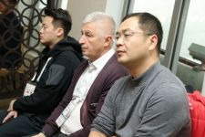 Meeting of delegations of FIG World Cup in Trampoline & Tumbling held in Baku - Gallery Thumbnail