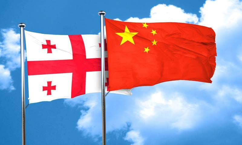 Georgia receives PCR tests from China