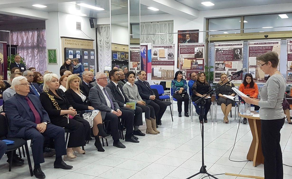 Защита культурного наследия во время вооруженных конфликтов.  Пакт Рериха в Баку (ФОТО) - Gallery Image