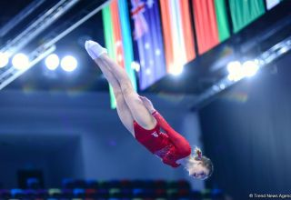 The best moments of FIG World Cup in Trampoline Gymnastics and Tumbling (PHOTO)