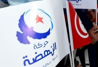 Tunisia's Islamist party says not to give confidence to new gov't
