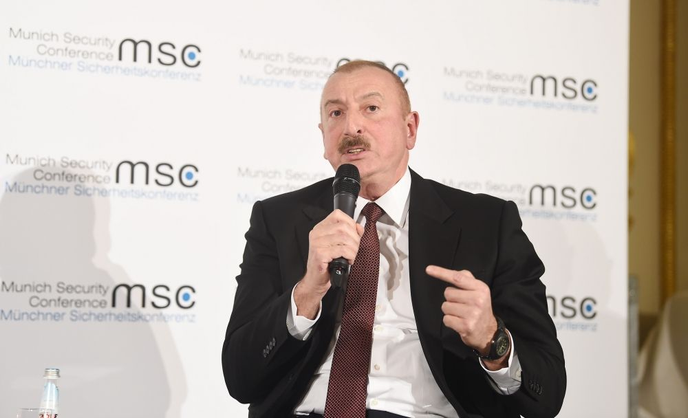 President Ilham Aliyev: All Armenian leaders tried differently to hold status quo