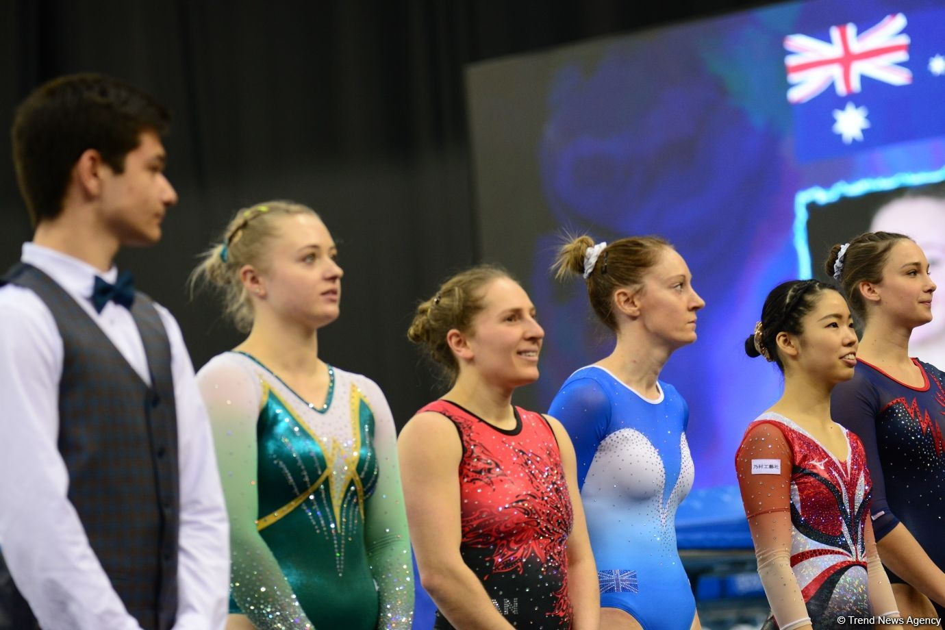 Finals of FIG World Cup in Trampoline, Tumbling kicks off in Baku (PHOTO) - Gallery Image