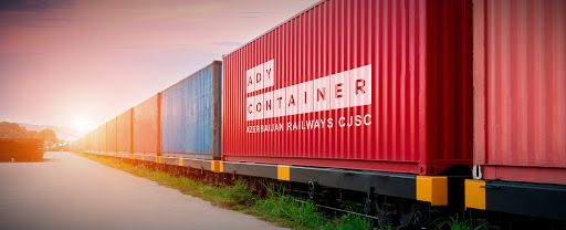 Azerbaijan's ADY Container boosts railroad transit volumes