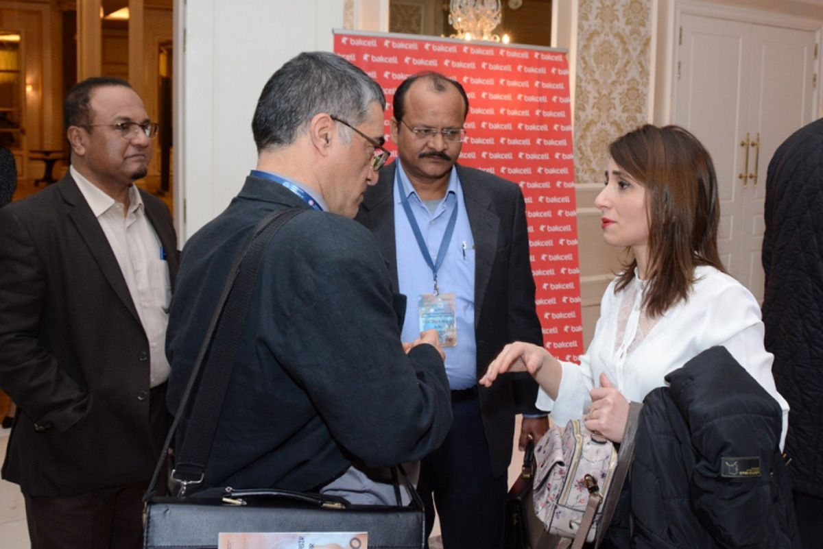 Bakcell supports int'l conference (PHOTO) - Gallery Image