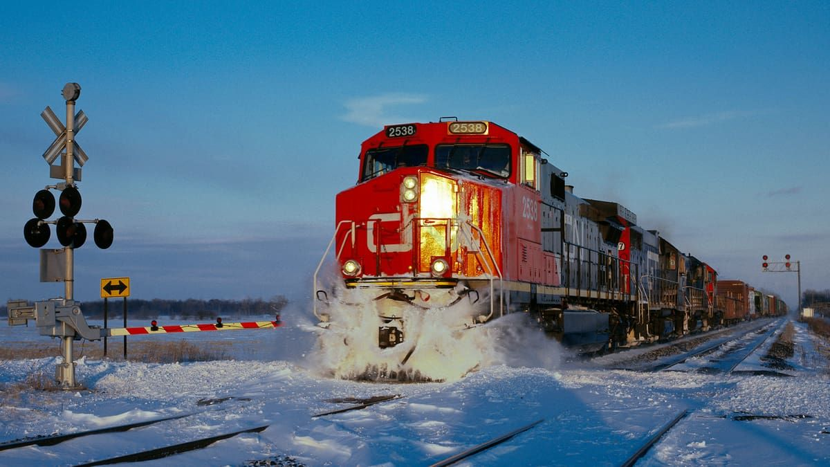 Canada sets new speed limits on trains carrying dangerous goods