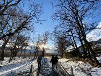 Как азербайджанцы оказались в пещерном городе Уплисцихе (ФОТО) - Gallery Thumbnail