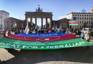 EU-wide Karabakh rally to be held in Berlin (VIDEO)
