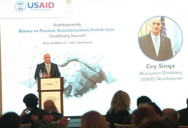 Azerbaijan's Agency for SMEs, USAID start initiative to support business associations