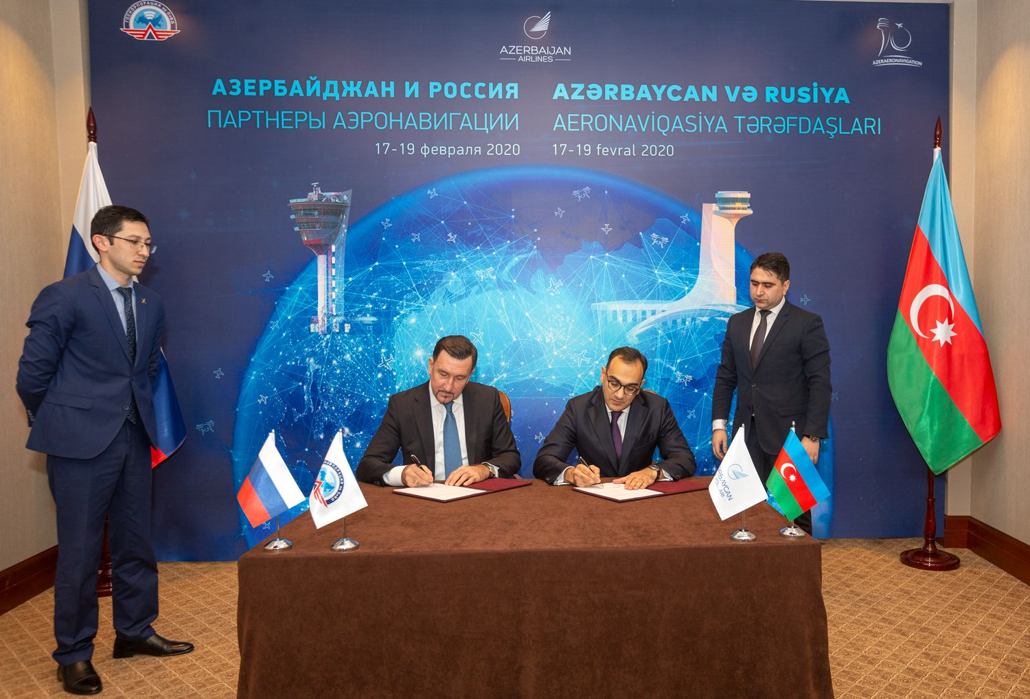Azerbaijan, Russia to strengthen co-op in ensuring flight safety (PHOTO) - Gallery Image