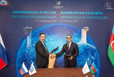 Azerbaijan, Russia to strengthen co-op in ensuring flight safety (PHOTO) - Gallery Thumbnail