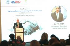 Azerbaijan's Agency for SMEs, USAID start initiative to support business associations - Gallery Thumbnail