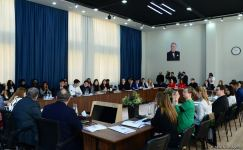 Baku holding first meeting of 'Goodwill Meridians' volunteer event (PHOTO) - Gallery Thumbnail