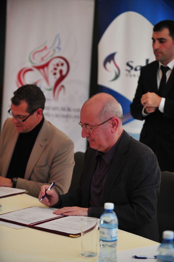 В Азербайджане будут развивать зимние паралимпийские виды спорта (ФОТО) - Gallery Image