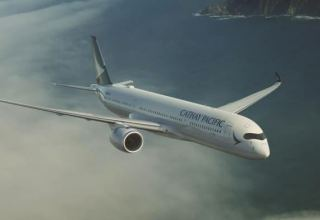 Cathay Pacific suspends Tel Aviv - Hong Kong flights