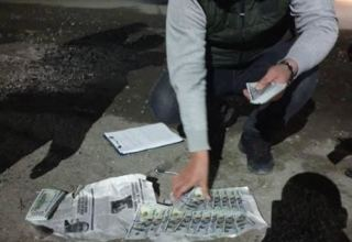 Criminal group selling fake dollars detained in Kyrgyzstan
