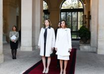 Official welcome ceremony held for Azerbaijani president in Rome (PHOTO/VIDEO) - Gallery Thumbnail