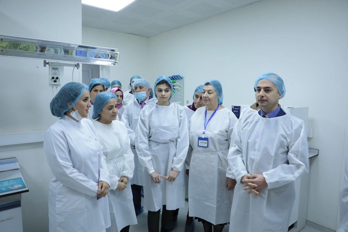 Граждане Азербайджана могут проверить в Институте пищевой безопасности любые продукты питания (ФОТО) - Gallery Image