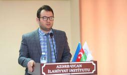 Azərbaycan İlahiyyat İnstitutunda Xocalı soyqırımı anılıb (FOTO) - Gallery Thumbnail