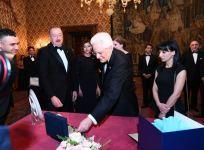 В честь Президента Азербайджана в Риме был дан государственный прием (ФОТО/ВИДЕО) - Gallery Thumbnail